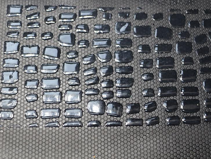 PU人造革水晶透明硅胶印花效果解决方案
