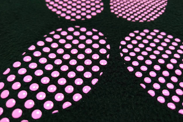 诚印的硅胶制品用于纺织品、鞋材等方面解决了什么问题
